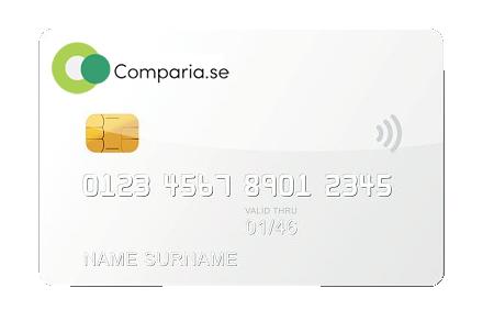 Kreditkort Comparia