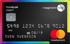 marginalen traveler kreditkort