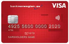Bank Norwegian - Kreditkort med bra bonus på resor och inköp.