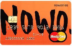 Nowo - Bästa kreditkortet för sparande.